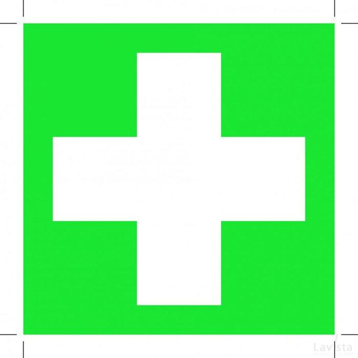 First Aid 200x200 (sticker)