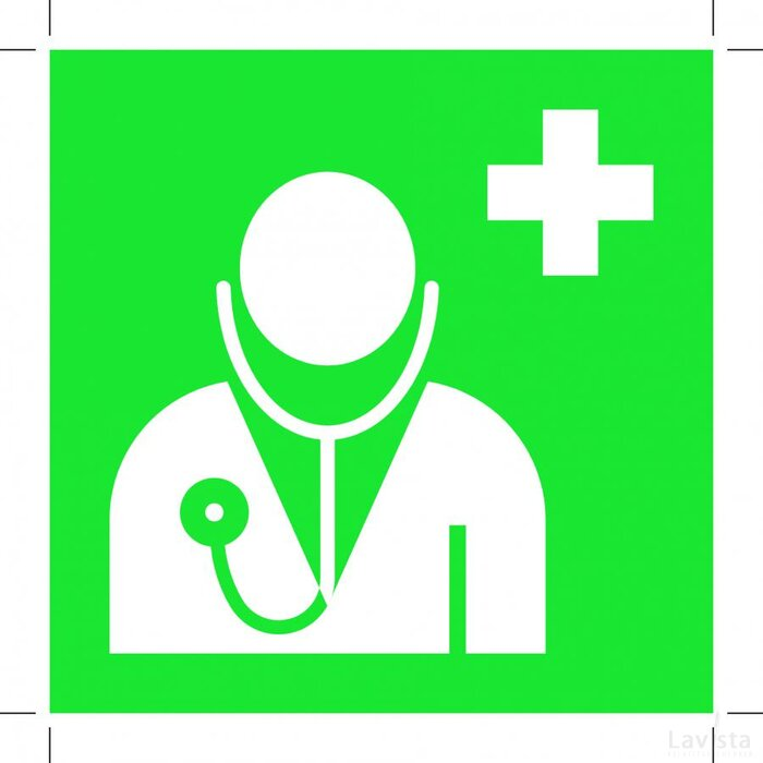 Doctor 200x200 (sticker)