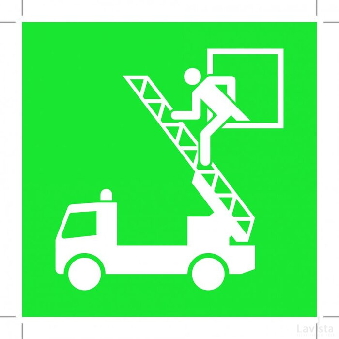 Rescue Window (Sticker)