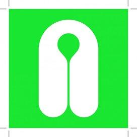 E044: Lifejacket 150x150 (sticker)