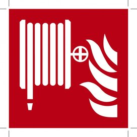 Fire Hose Reel 200x200 (sticker)