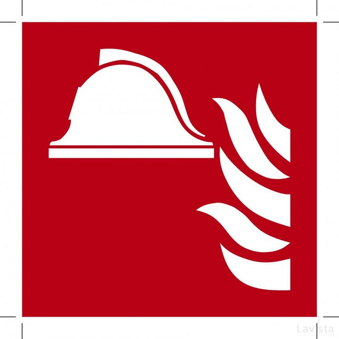 Collection Of Firefighting Equipment 300x300 (sticker)