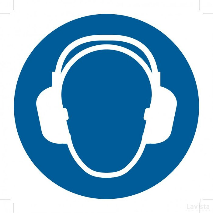 Wear Ear Protection 100x100 (bordje)