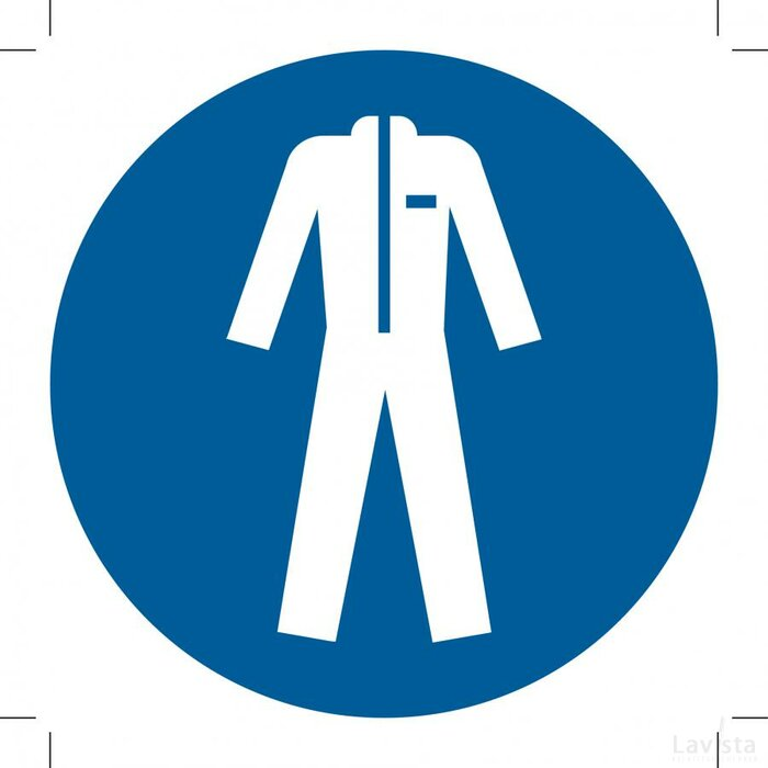 Wear Protective Clothing 150x150 (sticker)