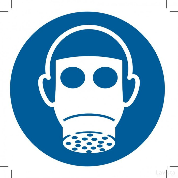 Wear Respiratory Protection 500x500 (sticker)