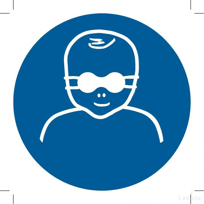 Protect Infants' Eyes With Opaque Eye Protection 500x500 (sticker)