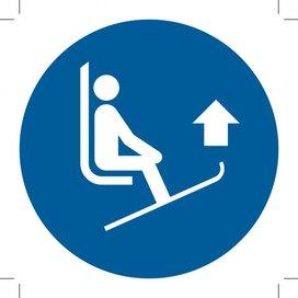 M036: Lift Ski Tips (Sticker)