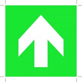 Pijl Boven (Sticker)