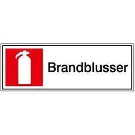 Brandblusser 150 x 150 150x150 (sticker)