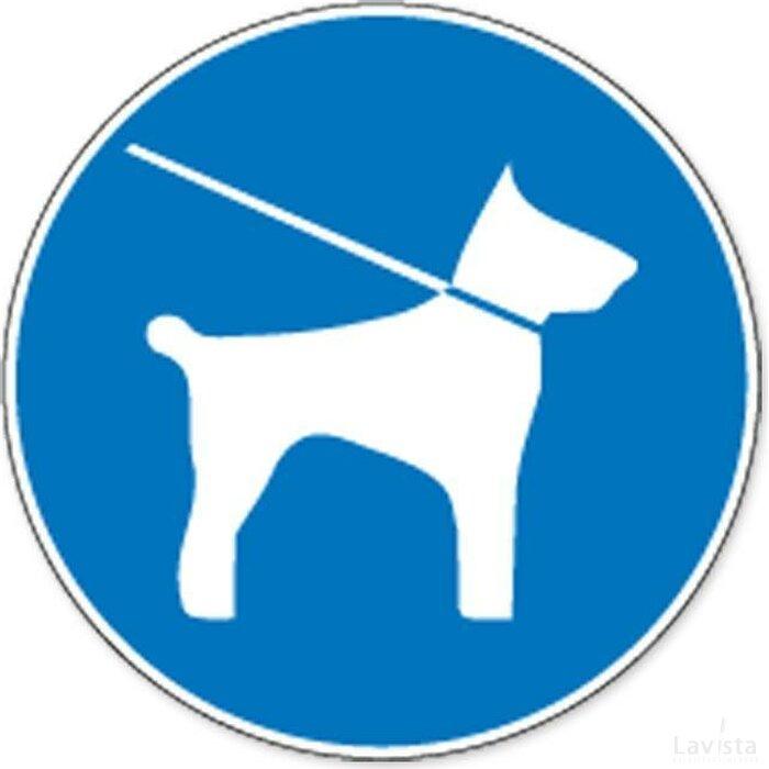 Verplicht Honden Aan De Leiband Te Houden (sticker)