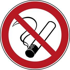 Roken Verboden (Sticker)