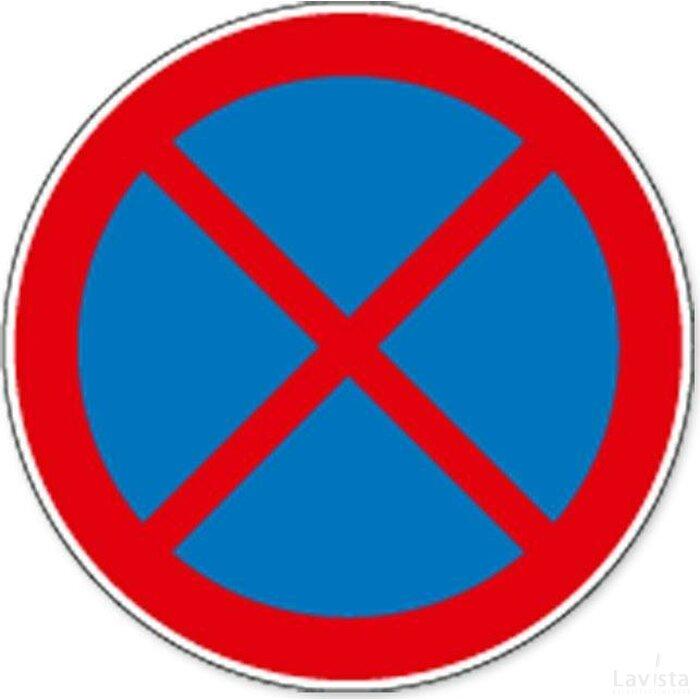 Absoluut Verboden Te Stoppen (sticker)