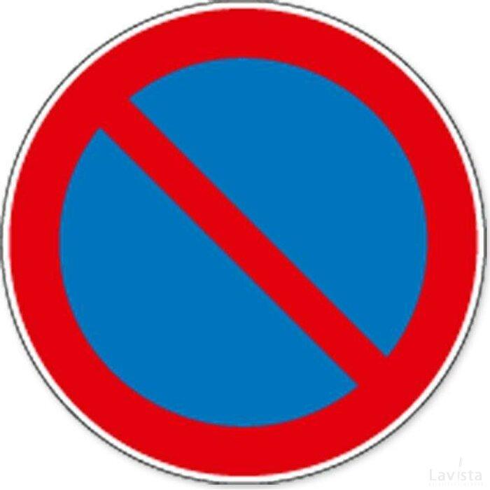 Beperkt Stopverbod (sticker)