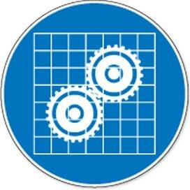 Bescherming Controleren (Sticker)