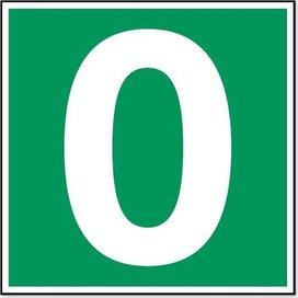Nummer 0 (sticker)