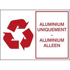 Aluminium (sticker)