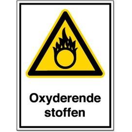 Oxyderende Stoffen (Sticker)