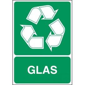 Glas (Sticker)