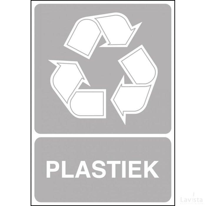 Plastiek (sticker)