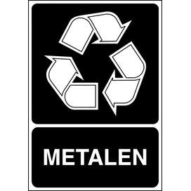 Metalen (Sticker)