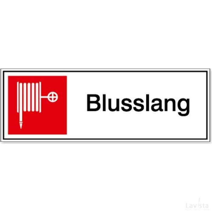 Blusslang (Sticker)