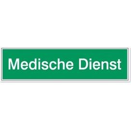 Medische Dienst (Sticker)