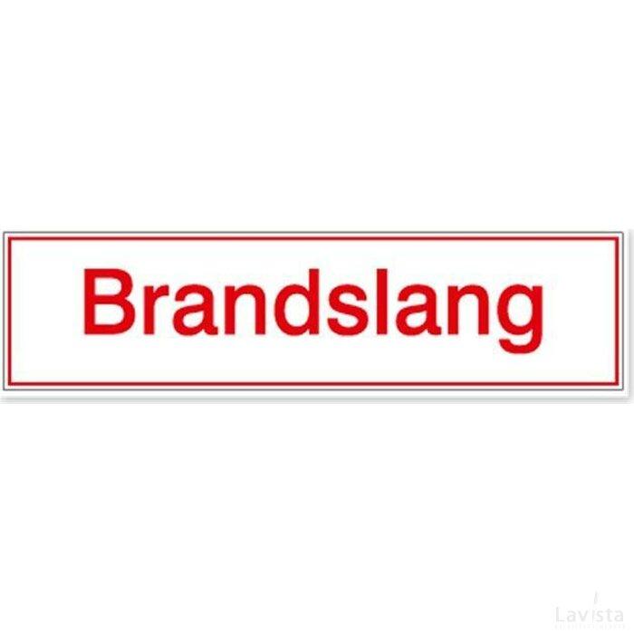 Brandslang (sticker)