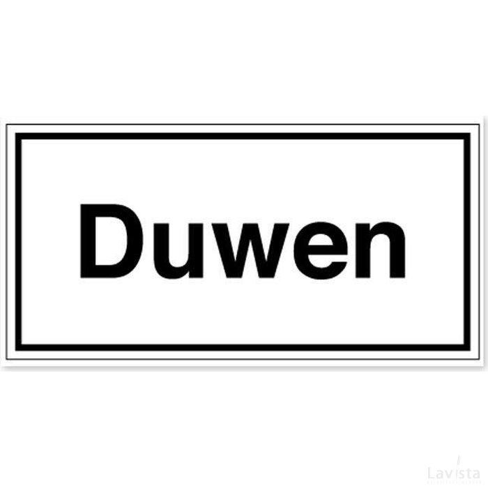 Duwen (sticker)