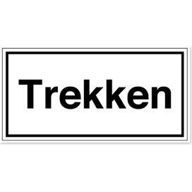 Trekken (Sticker)