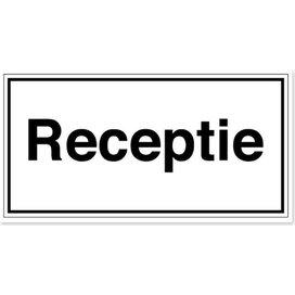 Receptie (Sticker)
