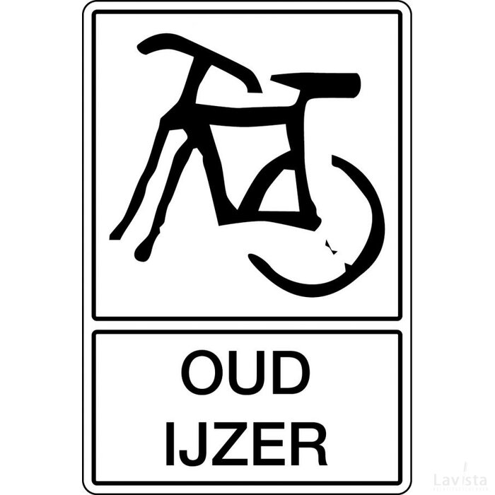 Oud Ijzer (sticker)