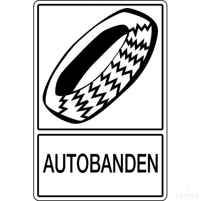 Autobanden (Sticker)