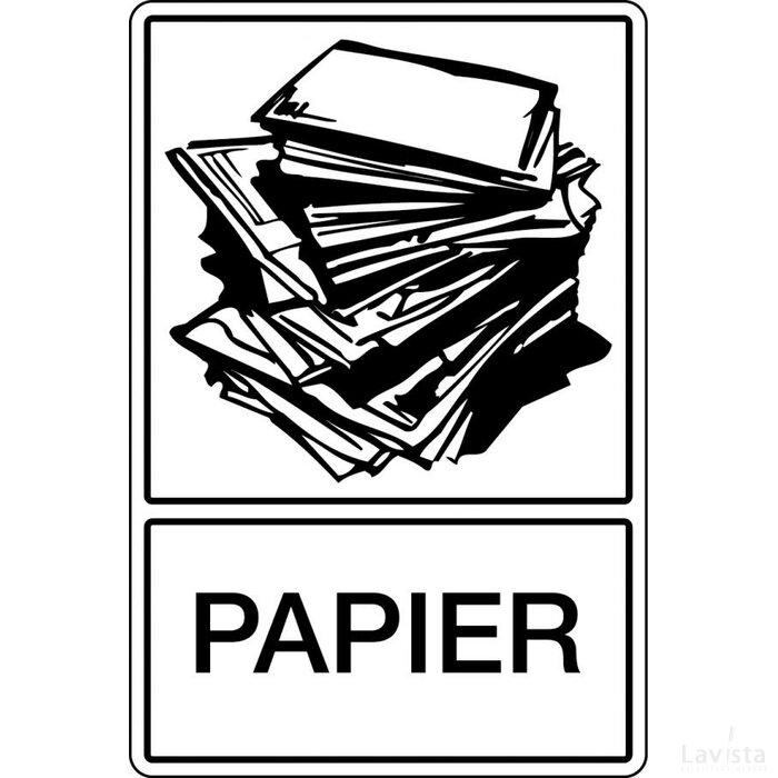 Papier (Sticker)
