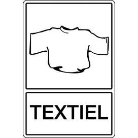 Textiel (sticker)