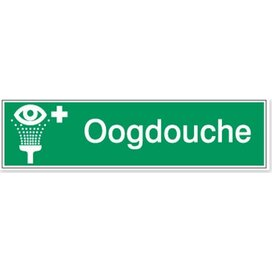 Oogdouche (sticker)